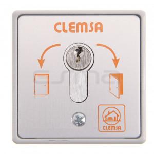 Sélecteur à clé CLEMSA MC 104