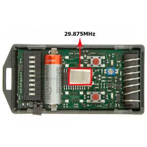 CARDIN S466-TX2 29.875MHz Télécommande