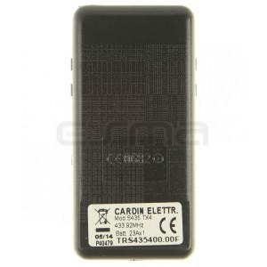 Télécommande CARDIN TRS435400 bleu