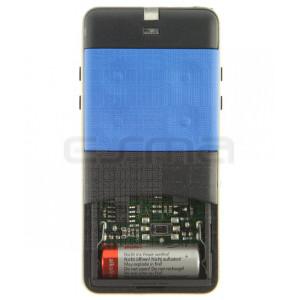 Télécommande CARDIN S435-TX4 bleu