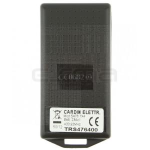 Télécommande CARDIN TRS476400