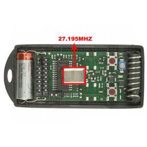 CARDIN TRQ738200 27.195 MHz