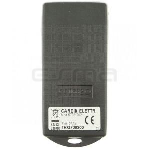 Télécommande CARDIN S738-TX2 30.875