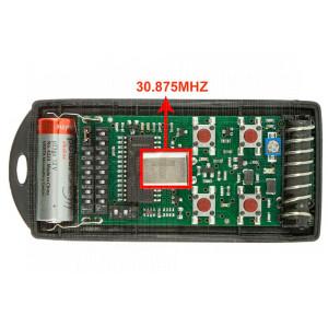 Télécommande CARDIN S738-TX4 30.875 MHz