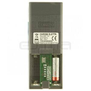 Télécommande CARDIN S48-TX4 TRQ048200 rose