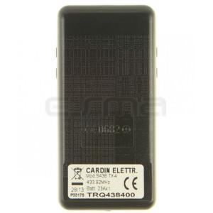 Télécommande CARDIN TRQ438400