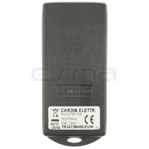 Télécommande CARDIN TRQ738400