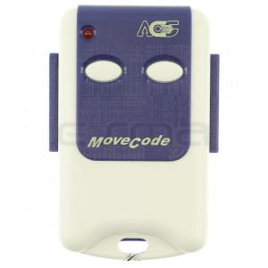 Télécommande CELINSA MOVECODE 2 433,92 MHz - Programmation avec le récepteur