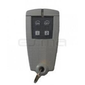 Télécommande DELTADORE Tydom 140 - programmation avec le récepteur