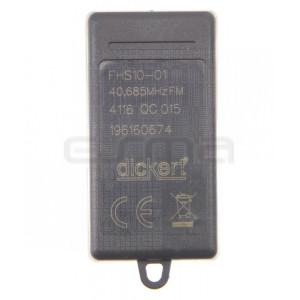 DICKERT FHS10-01 Télécommande