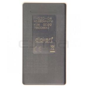DICKERT FHS20-04 Télécommande