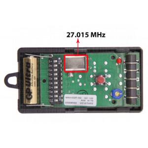 Télécommande DICKERT MAHS27-01