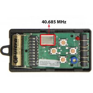 Télécommande DICKERT MAHS40-04