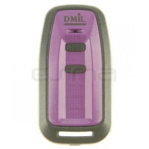 Télécommande DMIL GO 2 - programmation avec le récepteur