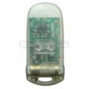 Télécommande DUCATI 6203 grey - appuyez sur les boutons