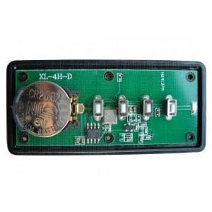 Télécommande de portail EXTEL ATEM 4