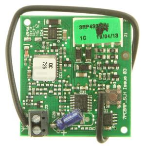 Récepteur FAAC RP 433 SLH