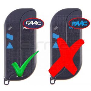 FAAC TML2-868-SLH LR Télécommande