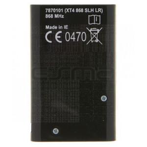 Télécommande de Portail FAAC  XT4 868 SLH Noir