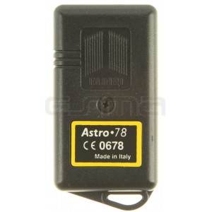 Télécommande portail FADINI ASTRO 78-2