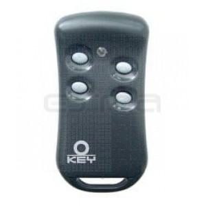 Télécommande KEY TXG-44R - programmation avec le récepteur