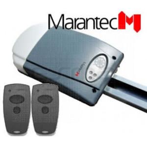 Kit Moteur basculant sectionnelles Marantec Comfort 220.2 + Rails SK11