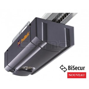 Kit Moteur sectionnelles basculant HÖRMANN PROMATIC Série 3 Bisecur + K-rail FS2K