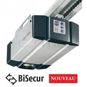 Kit Moteur sectionnelles basculant HÖRMANN SUPRAMATIC 3 Bisecur + K-rail FS2K