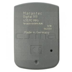 Télécommande de Garage MARANTEC D313-433