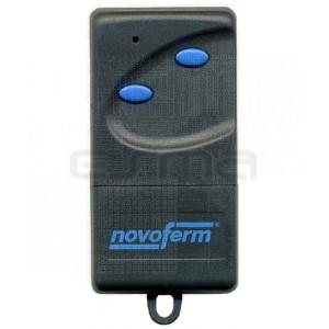 Télécommande Novoferm novotron 302 - Programmation avec le récepteur