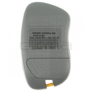 Télécommande de Garage PROEM ER2C4 A39 Maitre