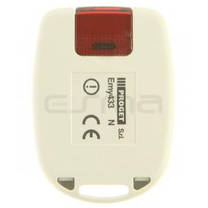 Télécommande PROGET EMY433 N