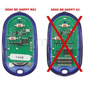 Télécommande de Garage SEAV Be Happy RS2N