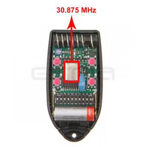 Télécommande TELCOMA FOX4-30.875 MHz