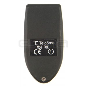 TELCOMA FOX4-40 Télécommande