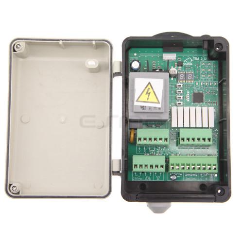 Carte électronique CLEMSA TSM 2 U