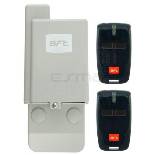 KIT Récepteur + Télécommandes BFT CLONIX 2E