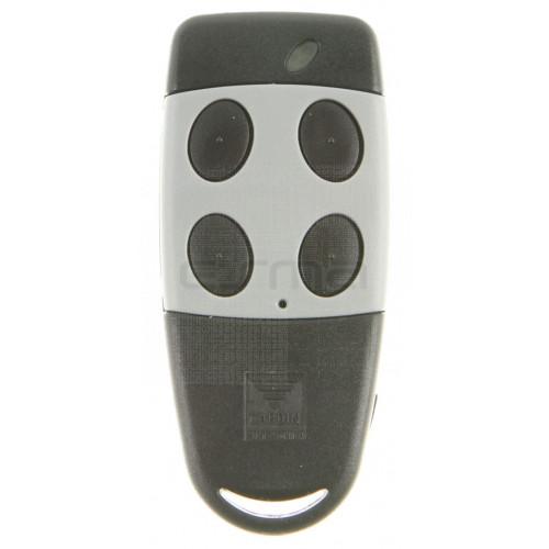 Télécommande CARDIN S449-QZ4 433,92 MHz  - Programmation avec le récepteur