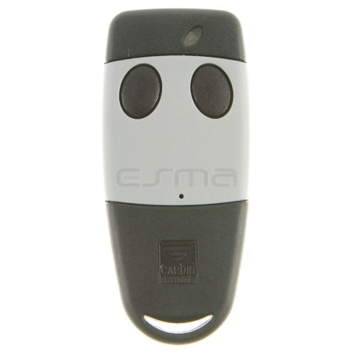 Télécommande CARDIN S449 QZ2 433,92 MHz - Programmation avec le récepteur