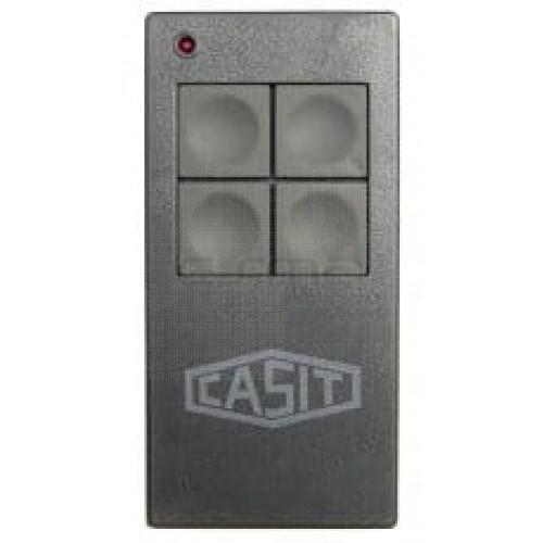Télécommande CASIT MT4E- programmation avec le récepteur