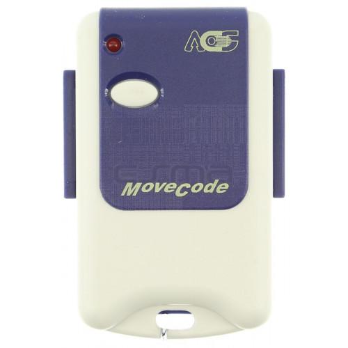 Télécommande CELINSA MOVECODE 1 433,92MHz - Programmation avec le récepteur