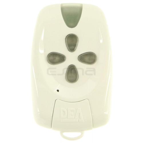 Télécommande DEA MIO TD4 433,92MHz - auto-apprentissage