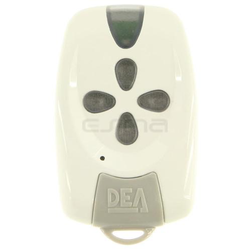Télécommande DEA MIO TR4 433,92 MHz - Programmation avec le récepteur