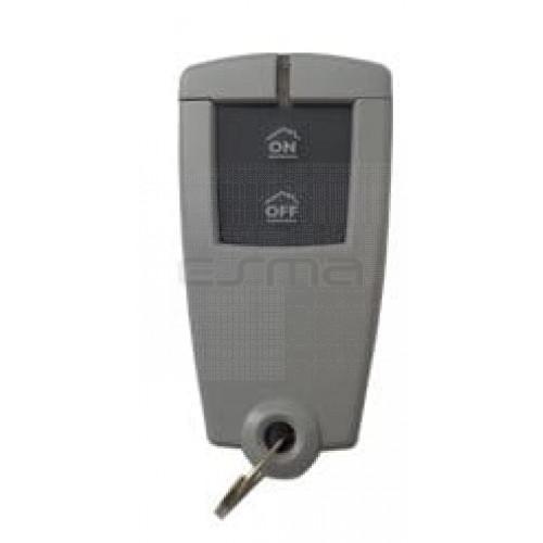 Télécommande DELTADORE TLX2 - programmation avec le récepteur