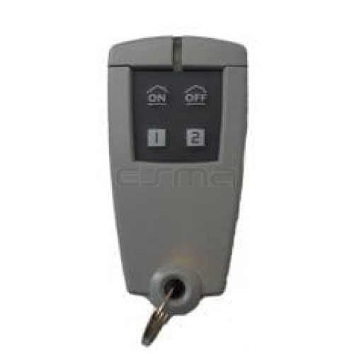 Télécommande DELTADORE Tydom 141 - programmation avec le récepteur