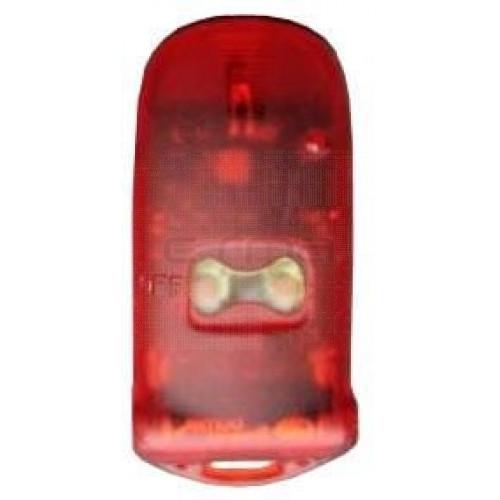 Télécommande DUCATI 6203 red - appuyez sur les boutons