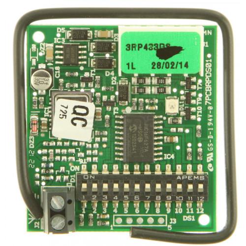 Récepteur FAAC RP 433DS