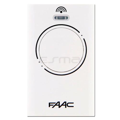 Télécommande FAAC XT2 868 SLH LR - auto-apprentissage