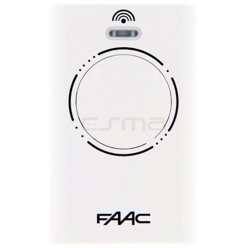 Télécommande FAAC XT4 868 SLH LR - auto-apprentissage
