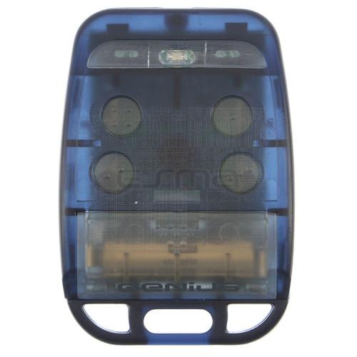 Télécommande GENIUS TE4433H - Programmation avec le récepteur